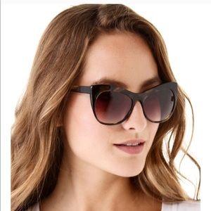 Women's Lafayette 55mm Cat Eye Sunglasses